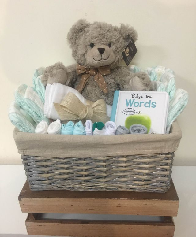 Baby Gift Baskets Adelaide : Baby gift baskets the xo box